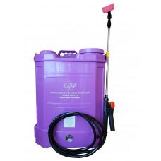 Опрыскиватель садовый аккумуляторный (электрический) Умница (Комфорт) ЭОЭ-16